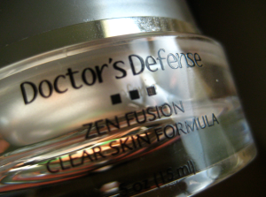 Doctor's Defense Zen Fusion Cream